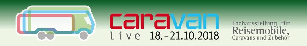 Logo´s caravan live 2017